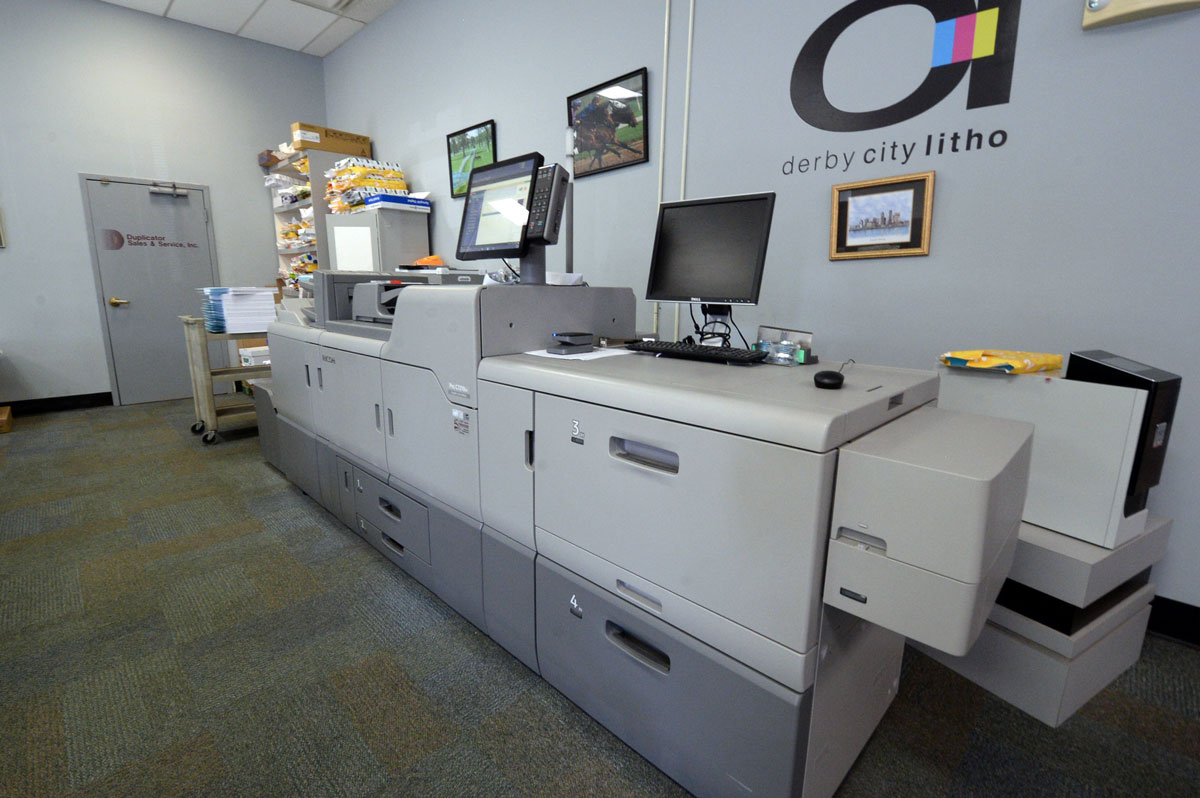 Derby City Litho Digital Printing